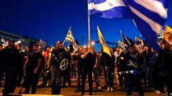 Un diputado neonazi intenta agredir al alcalde de Atenas