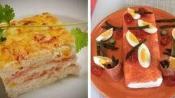 15 recetas de pasteles salados perfectos para comilonas familiares o con
