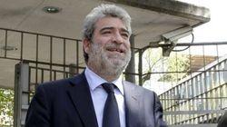 Miguel Ángel Rodríguez detenido por conducir