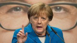 Castigo a Merkel en las urnas; suben los