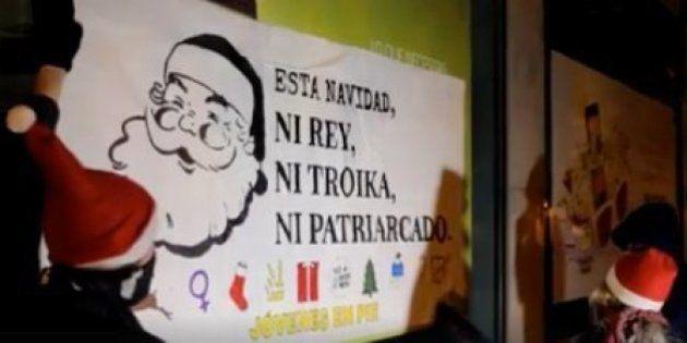 #NoHayNavidadSin: El vídeo con el que Jóvenes en Pie reclama lo que falta estas
