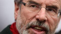 Detenido el presidente del Sinn Féin por un asesinato de