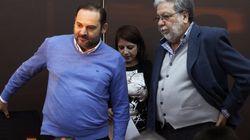 Los 68 'sanchistas' del PSOE piden al exsecretario general que les