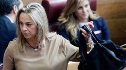 La alcaldesa de Alicante deja su escaño en Les