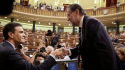 PP y PSOE dejan fuera la reforma electoral del pacto de