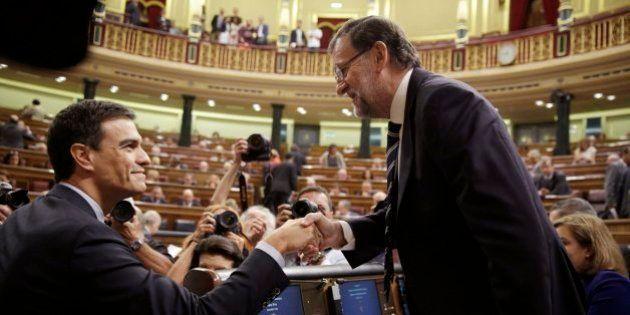 PP y PSOE dejan fuera la reforma electoral de la negociación sobre