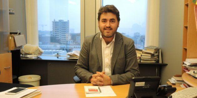 Entrevista a Jonás Fernández: