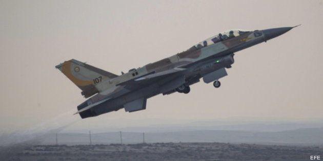 Israel confirma que ha atacado un convoy de misiles avanzados en