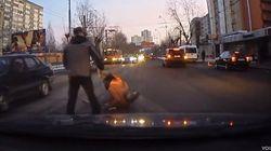 Cámaras de los coches de Rusia... que sacan una sonrisa