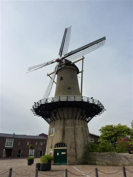Holanda y sus