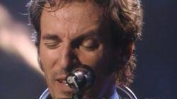 Así ha cantando Bruce Springsteen 'Thunder Road' durante 41