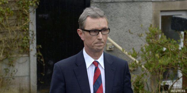 Nigel Evans, vicepresidente de la Cámara de los Comunes, acusado de violar a dos