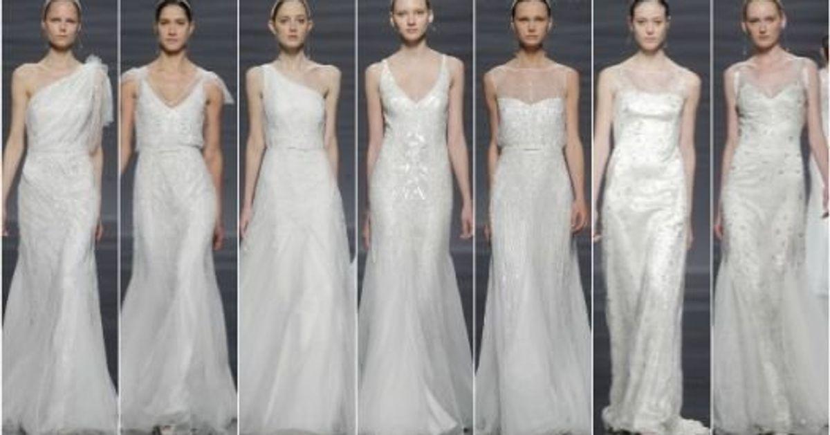 483a33bbadf Vuelta a la tradición y éxito de público y visitantes en la Barcelona  Bridal Week   El Huffington Post