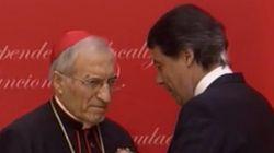 Medalla de Oro de Madrid a Rouco Varela por