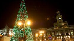 Madrid gastará 1,9 millones en el alumbrado de