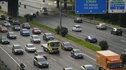 Madrid activa la restricción de aparcar en la zona SER a los no