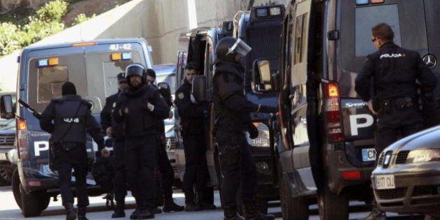 Dos detenidos en Madrid por enaltecimiento del terrorismo