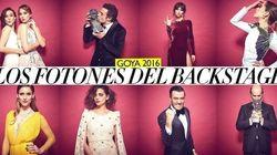 Goya 2016: las fotos más íntimas de la