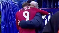 El emotivo gesto de Fernando Torres tras marcar su gol