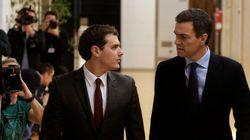 Los españoles avalan un pacto entre PSOE y