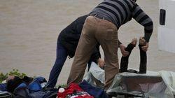 Tres ahogados al intentar cruzar un río fronterizo entre Grecia y