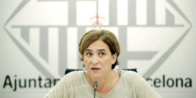 Colau pide la puesta en libertad de los dos titiriteros acusados de enaltecimiento del
