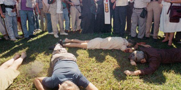 Detienen a cuatro acusados por la masacre de jesuitas en 1989 en El