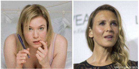 Renée Zellweger y su impresionante cambio. ¿La