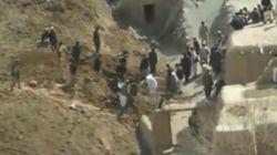 Cientos de muertos por corrimientos de tierras en