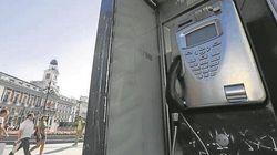 Telefónica se encargará del servicio de cabinas al menos un año