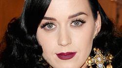 ¿Es eso que llevas un Cristo de Borja, Katy Perry?