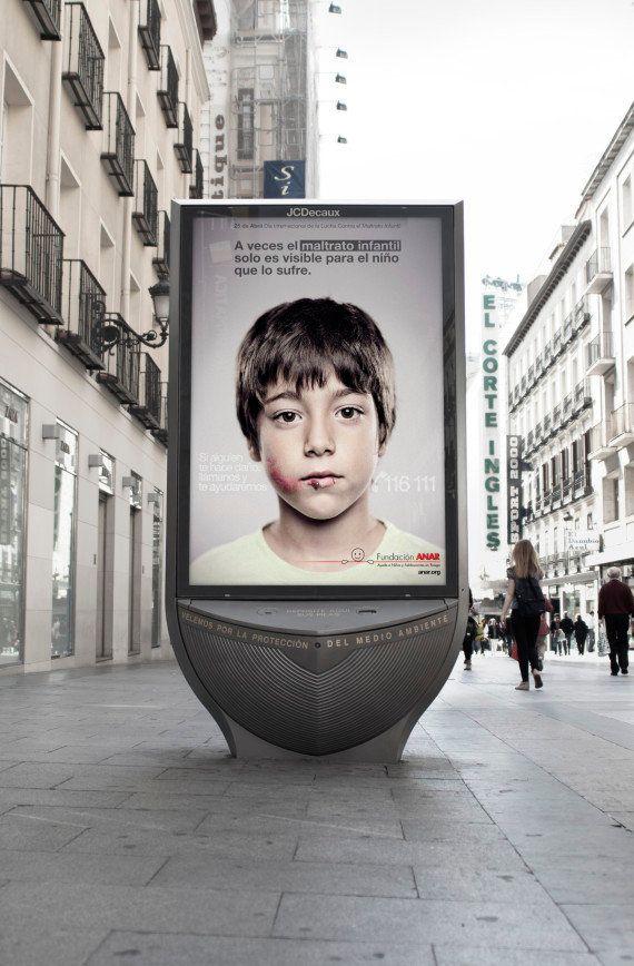 El anuncio español de maltrato infantil que solo pueden ver niños se hace viral (VÍDEO,