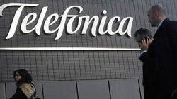 Telefónica gana un 20,6% más que en el primer trimestre de