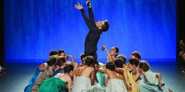 60ª MBFWMadrid 2014: El desfile de Juan Duyos y el Ballet Nacional de