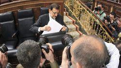Rajoy ofrece pactos, pero no sobre paro o