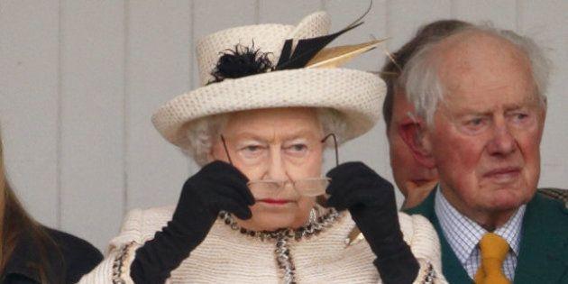 Isabel II, sobre el referéndum de Escocia: