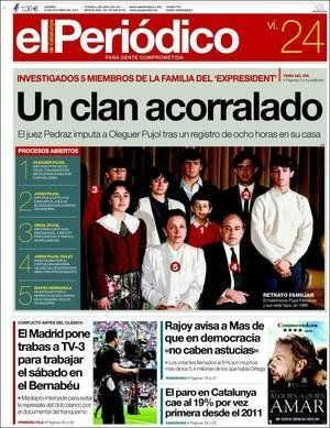 Revista de Prensa 24 Octubre: el 'reality' de la