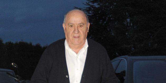 Amancio Ortega ingresará este año 894,4 millones de euros en dividendos de