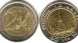 Euros parecen, pero no lo son.
