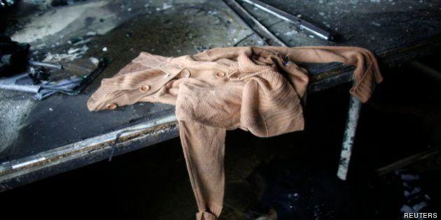 Fábricas textiles de Bangladesh: Otros ocho muertos en un taller elevan el total a los