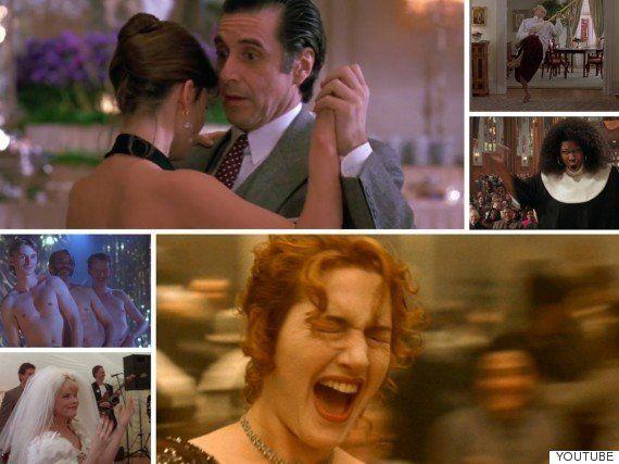 86 bailes de películas de los 90: el homenaje nostálgico con el que se te irán los