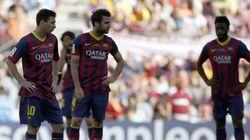El Barça se descuelga de la