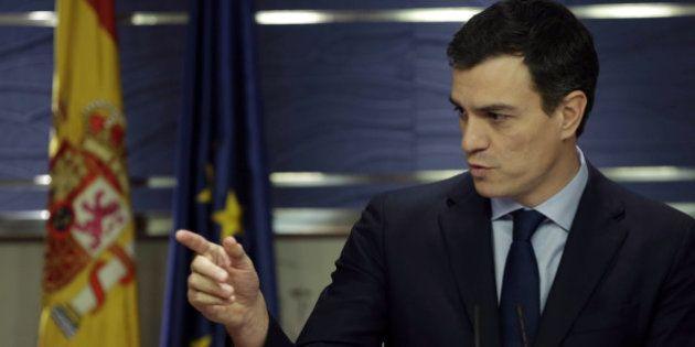 Sánchez ofrece a Rajoy reunirse este miércoles en el