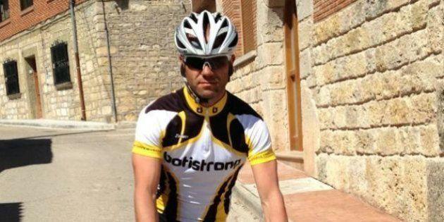 Pedaladas contra el cáncer: Ismael Alonso recorrerá 800 kilómetros en bici en 35 horas y sin