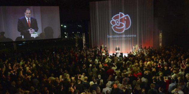 La coalición de izquierdas sueca gana las elecciones