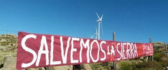 La Sierra de Ávila se echa al monte en contra de una mina a cielo