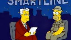 La parodia de Rajoy como Homer que triunfa en las redes