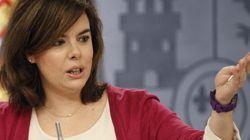 Santamaría desautoriza a Escudero: