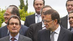 Rajoy ante Mas: España es un