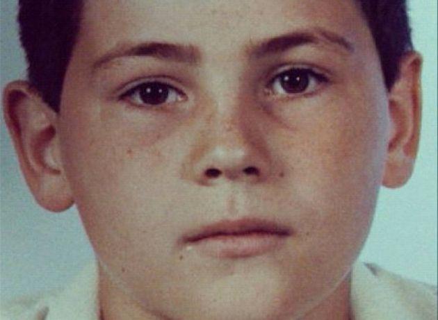 Casillas sube a Facebook la foto de su hijo Martín para felicitar el día de la